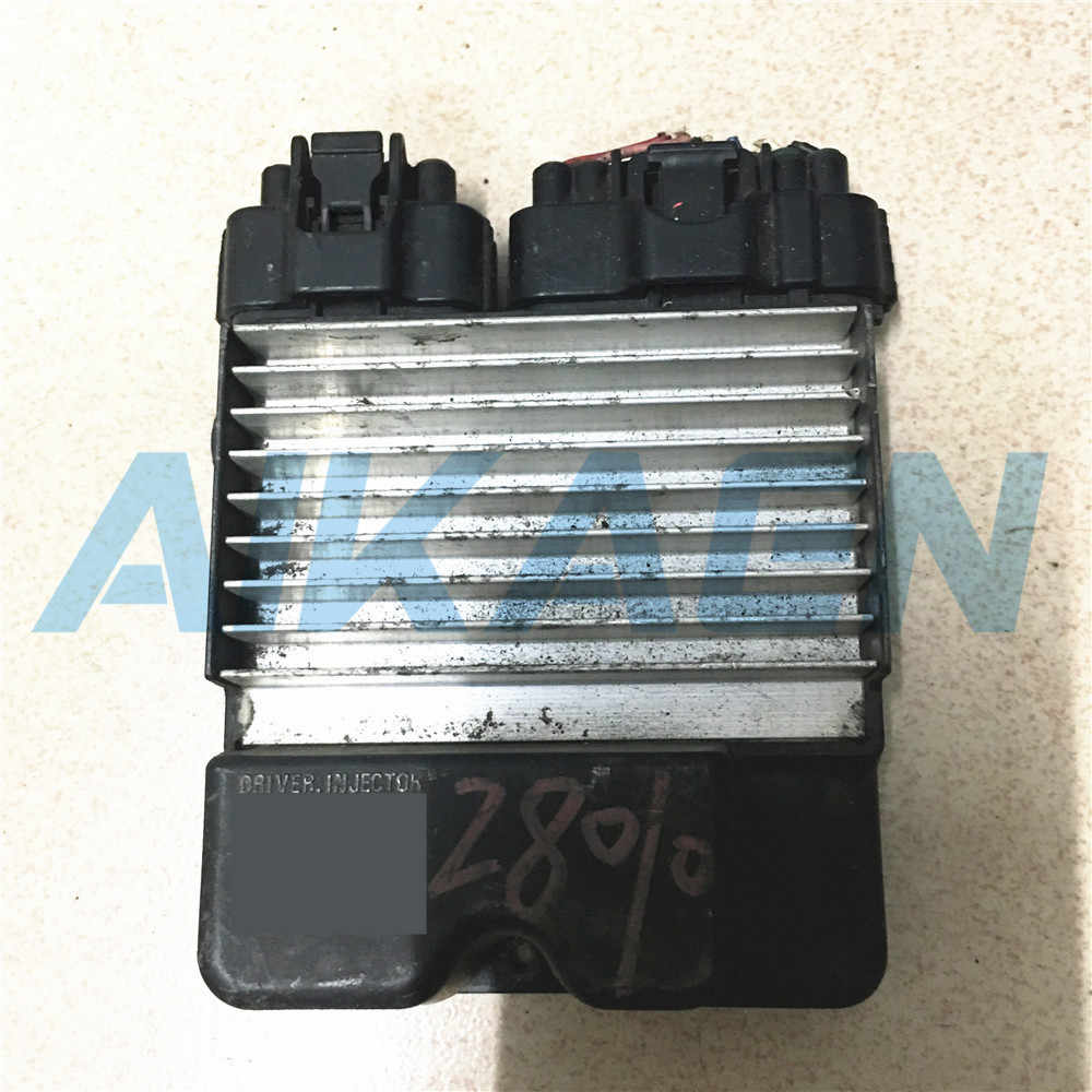 Detail Feedback Questions about Used Engine control unit ECU