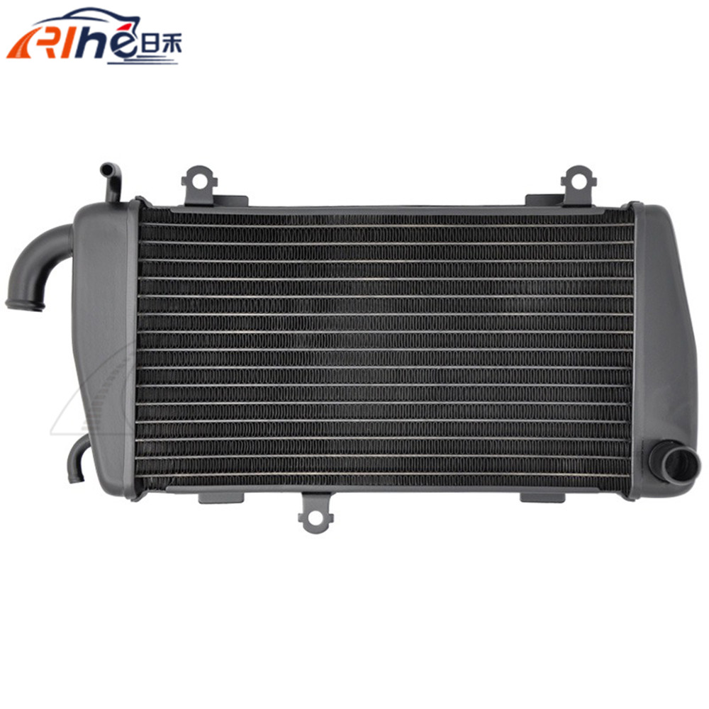 high quality motorcycle accessories radiator cooler aluminum motorbike radiator For Honda GL 1800 Goldwing 02 03 04 05 brand new motorcycle accessories radiator cooler aluminum motorbike radiator for kawasaki kx450f kx 450 f 2006 2007