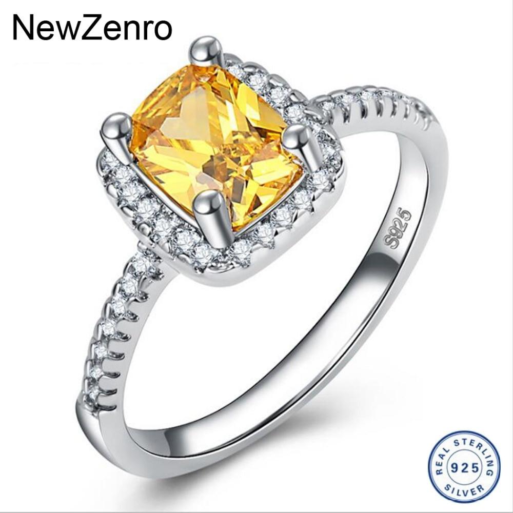 925 Серебряное кольцо для женщин мигающий циркон кольца, свадебные украшения JZ090