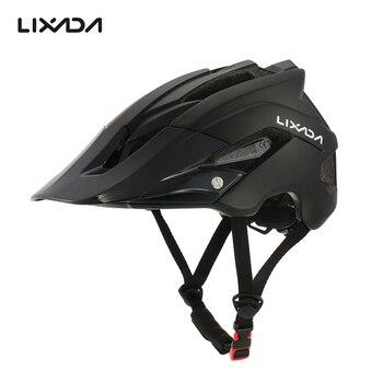 Lixada ciclismo capacete de ciclismo com segurança tampa ultra-leve mountain bike bicicleta capacete de proteção esportes 13 aberturas 1