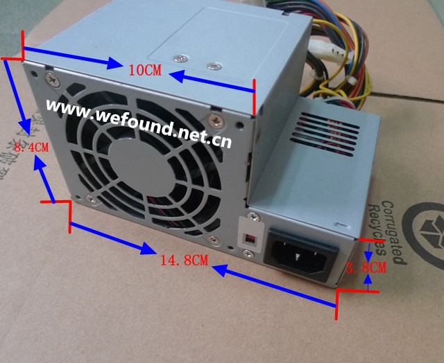 100% working power supply For DPS-275GB-2 B 275W Fully tested. power supply for dps 500gb b 500w 1u well tested working