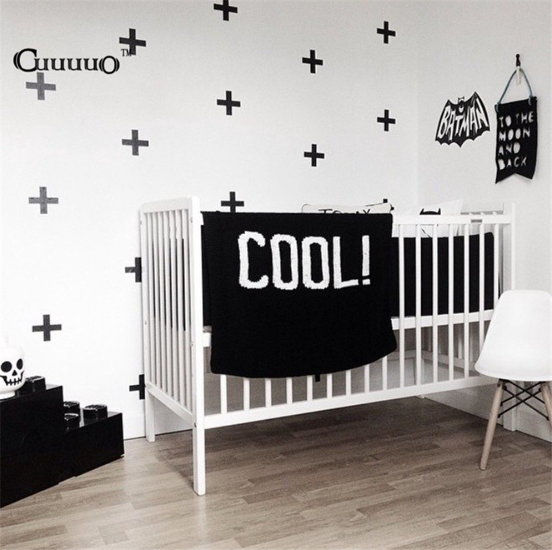 40Pcs Plus Cross Wall Stickers Vinyl Decal Removable Kid Nursery Room Decor  Art Mural Removable Home. Compare Prices on Home Plus Furniture  Online Shopping Buy Low