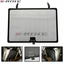 купить 1 Piece MT-09 Motorcycle radiator protective cover Guards Grille Cover Protecter for yamaha XSR900 2016 MT-09 MT09 MT 09 FZ09 по цене 1190.61 рублей