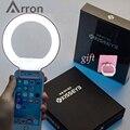 Selfie caliente mejorar la fotografía fotografía anillo de luz de flash led de la cámara del teléfono portátil para smartphone iphone samsung rosa blanco