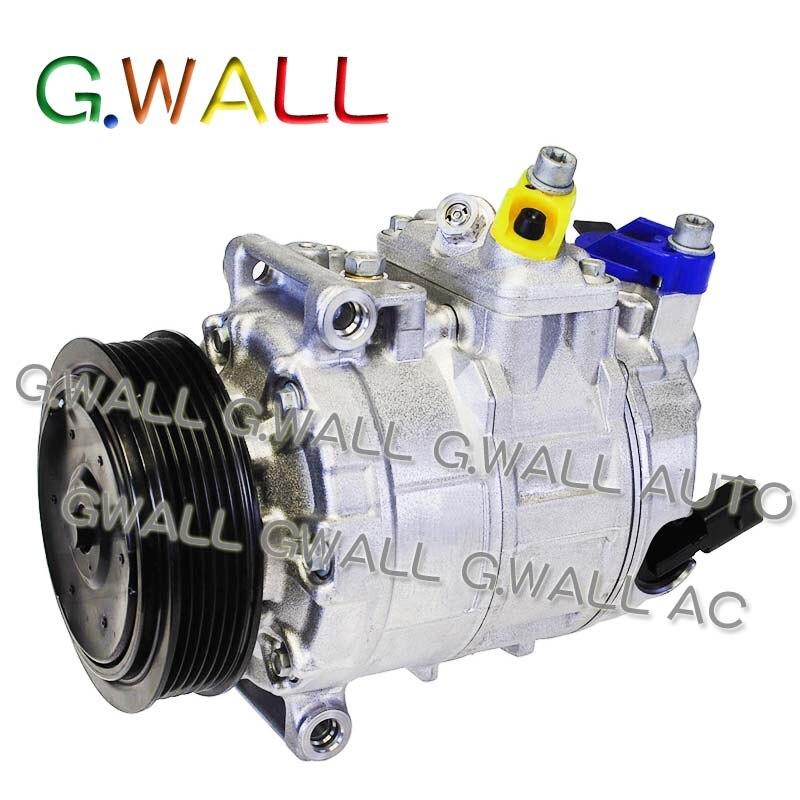 7SEU16C Car A/C AC Compressor For Volkswagen GOLF MK5 1K0820859M 1K0820803E 1K0820859C 1K0820803P