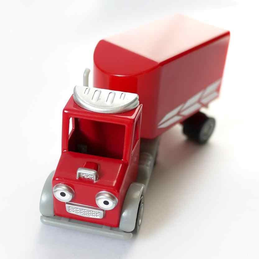 D914 새로운 선물 뜨거운 판매 어린이 장난감 자동차 모델 합금 밥 빌더 엔지니어 엔지니어링 차량 (포장)