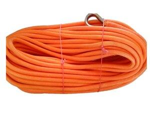Image 1 - Treuil synthétique, corde à double tresse, UHMWPE, 12mm x 50 mètres