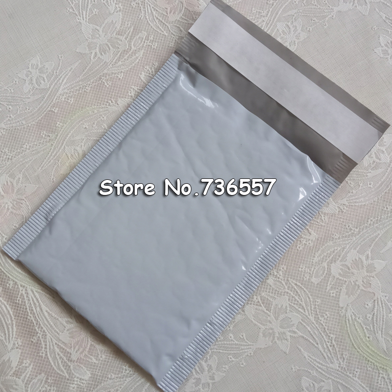 10pcs/lot NEW Blank White Bubble Mailers Padded Envelopes Multi-function Packaging Material Shipping Bags Bubble Mailing Bags