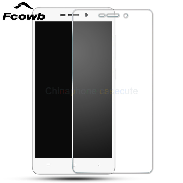 Tempered Glass For Xiaomi Redmi 3/Redmi 3 Pro/Xiaomi Redmi 3S Phone 5.0 inch High Quality Screen Protector 0.26mm 9H Glass
