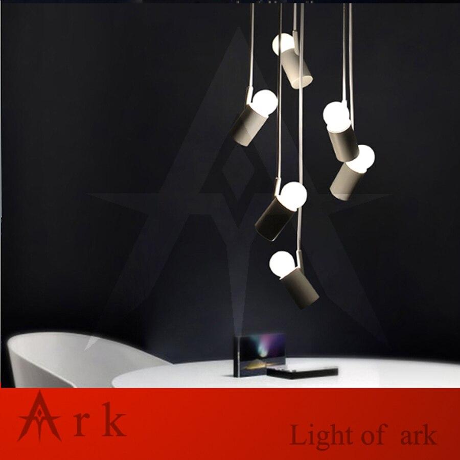 цена на ARK LIGHT New design modern brief led pendant light House 6 Bird circly pendant lamp Pendant light lamp