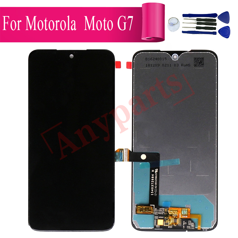 For Motorola G7 Display lcd Screen replacement for Motorola Moto G7 display lcd touch screen complete moduleFor Motorola G7 Display lcd Screen replacement for Motorola Moto G7 display lcd touch screen complete module