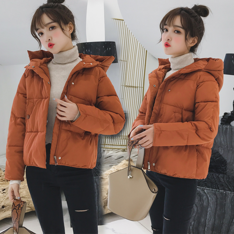 Cheap Wholesale 2018 New Autumn Winter Selling Women's Fashion Casual Warm Jacket Female Bisic Coats L601