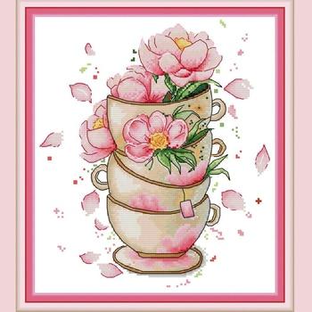 Купон Дом и сад в AI Shang embroidery Store со скидкой от alideals