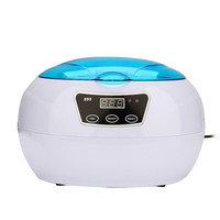 220V Digital Ultrasonic Cleaner Machine Ultra Sonic Timer Tank Bath Cleaning Basket Home Cleaning Appliances