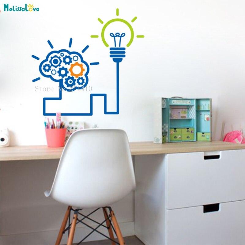 Clever Kids Room Wall Decor Ideas Inspiration: Aliexpress.com : Buy Study Room Idea Inspirational