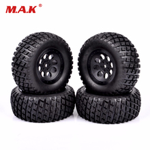 1/10 scale RC short course truck tire&wheel for 1:10 model accessory parts