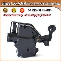 AP03 Atuador Fechadura da Porta Traseira Porta Traseira para Cadillac Escalade & Hammer H2 OEM #15250765  15808595  746015  DLA1052|actuator|actuator lock|  -
