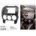 11-079 radio car stereo rosto surround facia guarnição Kit para MAZDA Demio 2 Stereo Fascia CD Traço Instalação Guarnição Quadro Kit
