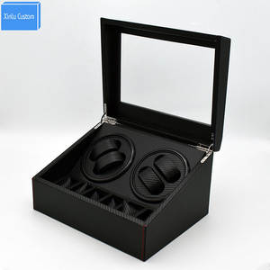 Xinlu Custom 4 6 Automatic Rotation Watch Winder Box