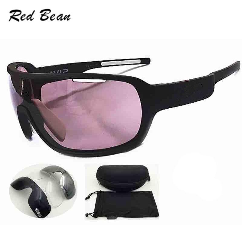 Classic font b Polarized b font font b Sunglasses b font 4 Pieces Lens Outdoor Sports