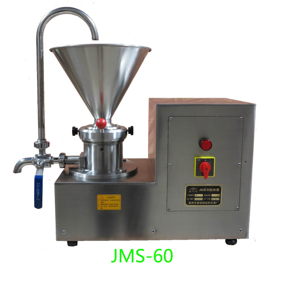 colloid mill grinder, peanut butter maker machine, sesame paste grinder,nut butter making machine hot sale 80 colloid mill peanut butter making machine bitumen sesame paste grinder machine