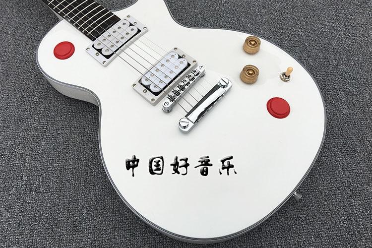 Men's Shoes Electric Guitar Korea Hardware Top Quality Guitarara Electrica Diy Guitar Kit электрогитара Electric Guitar Mlk