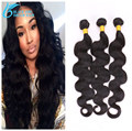 Cheap 3Bundles Brazilian VIrgin Human Hair Weaves 7A Unprocessed 100g/pieces Body Wave Human Hair Extensions No Tangle No Shed