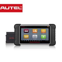 New 100 Original Autel Authorized Distributor Autel MaxiCOM MK808TS OBD2 Diganostic Scanner With Tpms Tyre Sensor