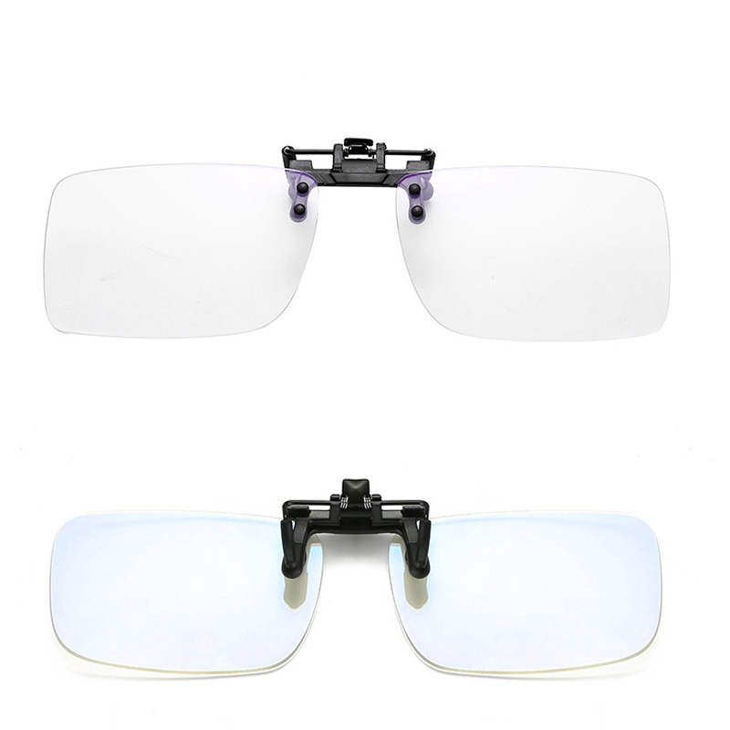 Mayitr Anti Blue Ray Anti fatigue Computer Gaming Eyeglasses Glasses Clip On 2 Colors For Computer Protection Gaming Glasses in Men 39 s Eyewear Frames from Apparel Accessories