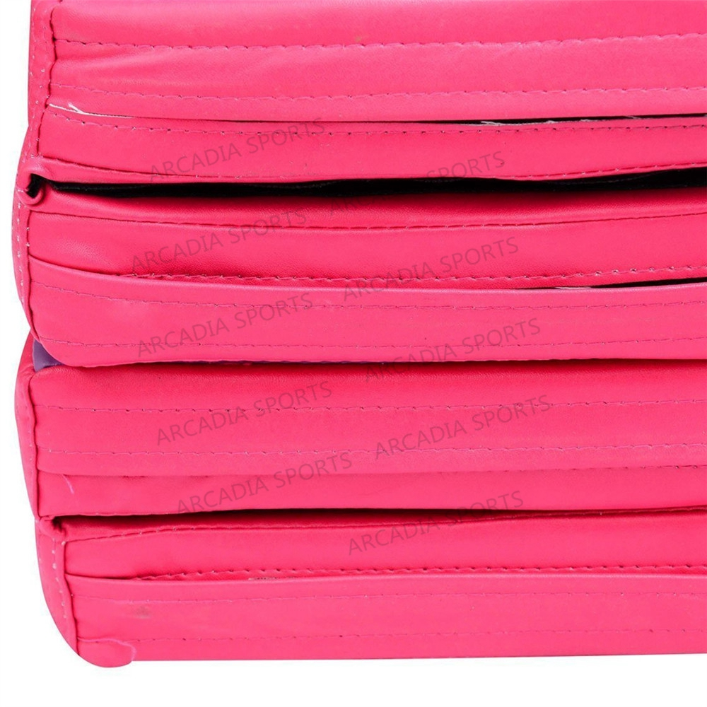 Gymnastic Equipment supplier canvas Crash mats for sale 2 4mx1