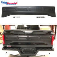 Car Racing Rear Tail Gate For Ford F150 Raptor 2015 2017 With Letter Raptor Modify Exterior Mask Applique Trim Panel Decoration