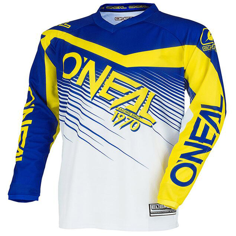2018 Coolmax MTB shirt long sleeve Jersey Mountain downhill hot ciclismo DH MX racing clothes Off-road Motocross riding jerseys