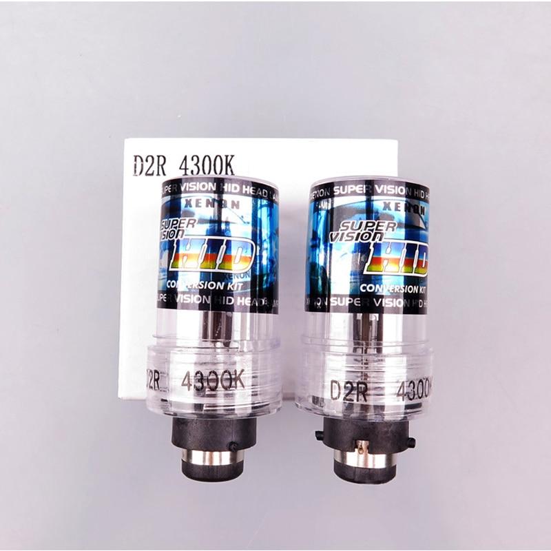 35W HID Xenon Bulb D2R Auto Car Headlight Replacement Kit 12V 4300K 5000K 6000K 8000K 10000K 12000K 15000K
