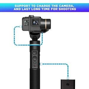 Image 2 - FeiyuTech G6 SPLASH PROOF Handheld Gimbal ขาตั้งกล้อง Action Stabilizer กล้อง Bluetooth & WIFI สำหรับ GoPro HERO 7 6 5 SONY RX0 Feiyu