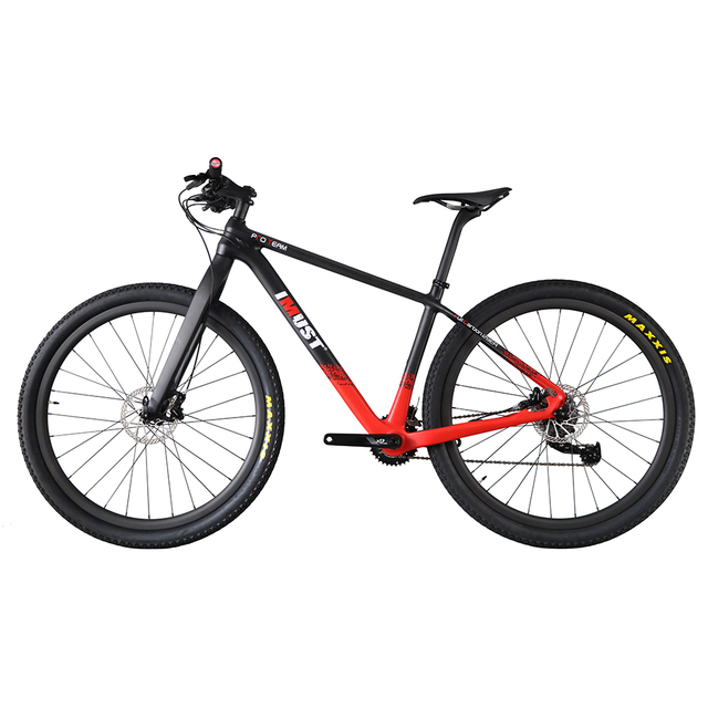Xtreme 9 Mountain Bike 29er Full Carbon Mtb Bicycle 9 62kg 16 18