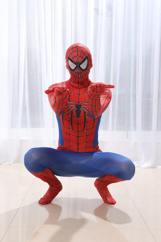 познакомимся рецептами поздравления в костюме человека паука столовая все том