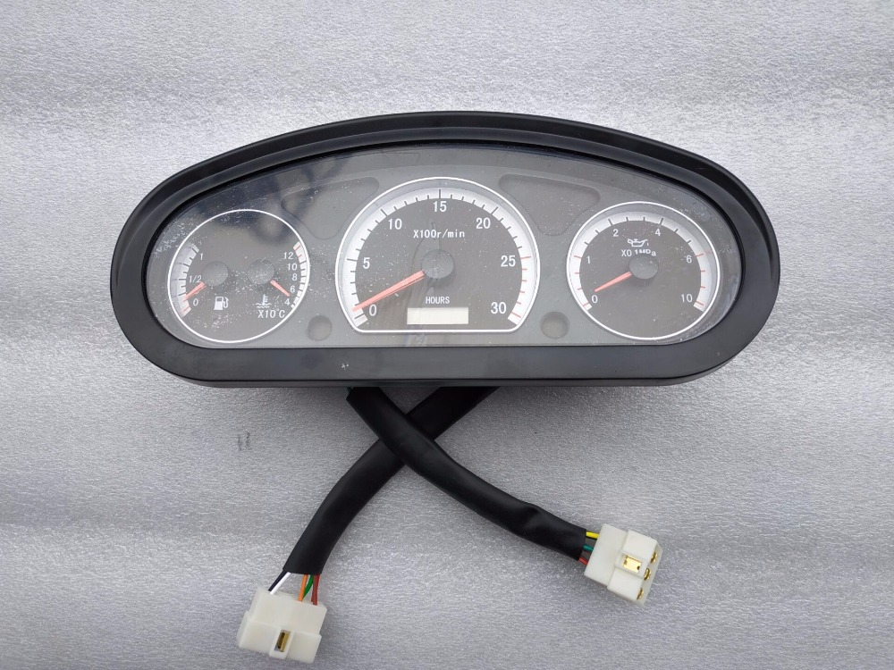 Jinma series 30 40hp tractor parts the combined instrument cluster meter part number C110 022