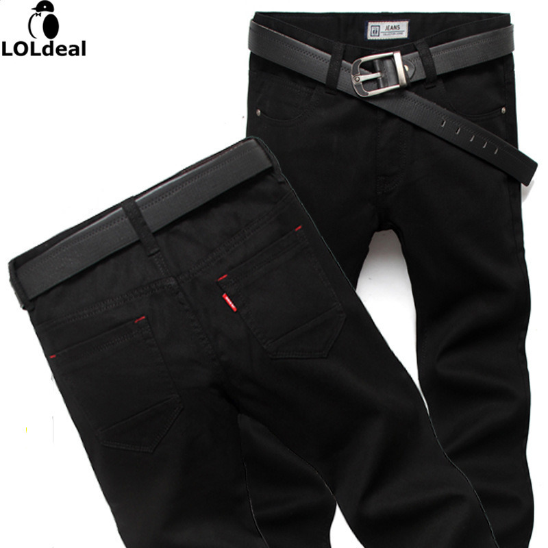 High Quality True jeans men famous brand fashion leisure men's jeans Fashion Long Straight Denim mens jean Male Pants Trousers xmy3dwx n ew blue jeans men straight denim jeans trousers plus size 28 38 high quality cotton brand male leisure jean pants