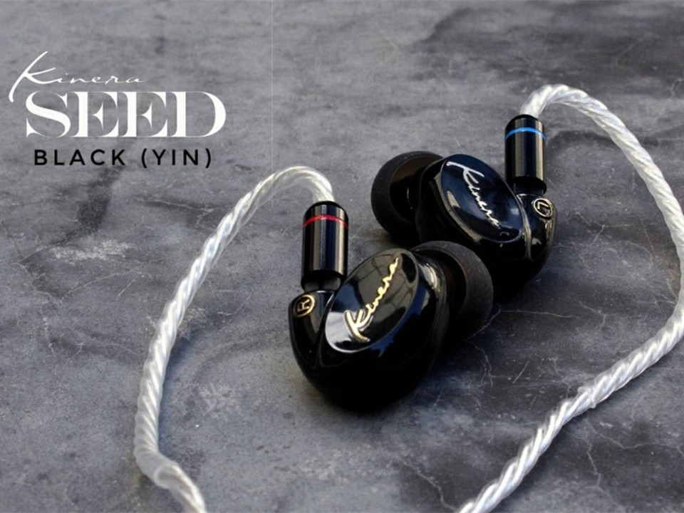 2018 KINERA SEED Balanced Armature+Dynamic Driver Hybrid BA+DD HiFi Music Monitor Studio Audiophile In-ear Earphones Earbuds flatron