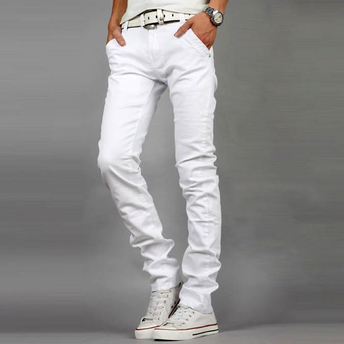 Compare Prices on White Skinny Jeans Men- Online Shopping/Buy Low ...