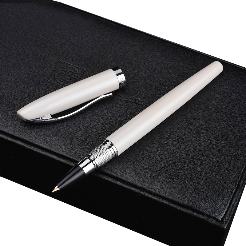 Picasso 83 CASUAL OF FASHION 8K Gold Nib Fountain Pen Extra Fine Nib 0 38mm with Original Gift Box for Writing Gift Collection in Fountain Pens from Office School Supplies