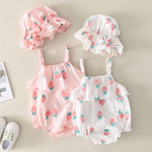 New Baby Summer Dress  Girl Clothes Newborn Childrens Clothing Haberd Onesies
