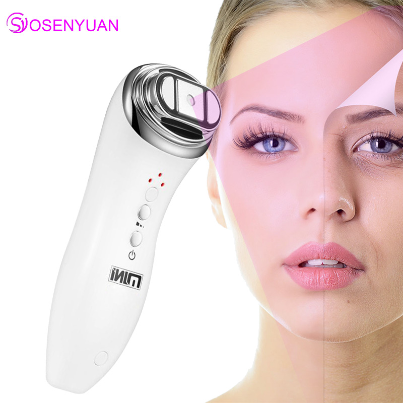 Focused Ultrasound LED Radio Mini Hifu Removal Frequency Anti-aging Bipolar RF Face Lifting Neck Wrinkle Facia Beauty Massager focused ultrasound led radio mini hifu removal frequency anti aging bipolar rf face lifting neck wrinkle facia beauty massager