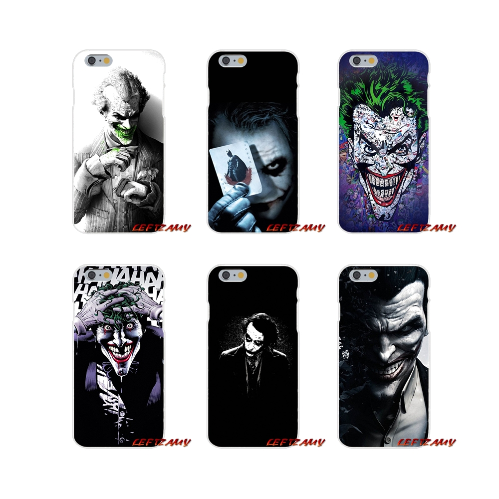 Joker Batman The Killing Joke Accessories Phone Cases Covers For Samsung Galaxy A3 A5 A7 J1 J2 J3 J5 J7 2015 2016 2017 image