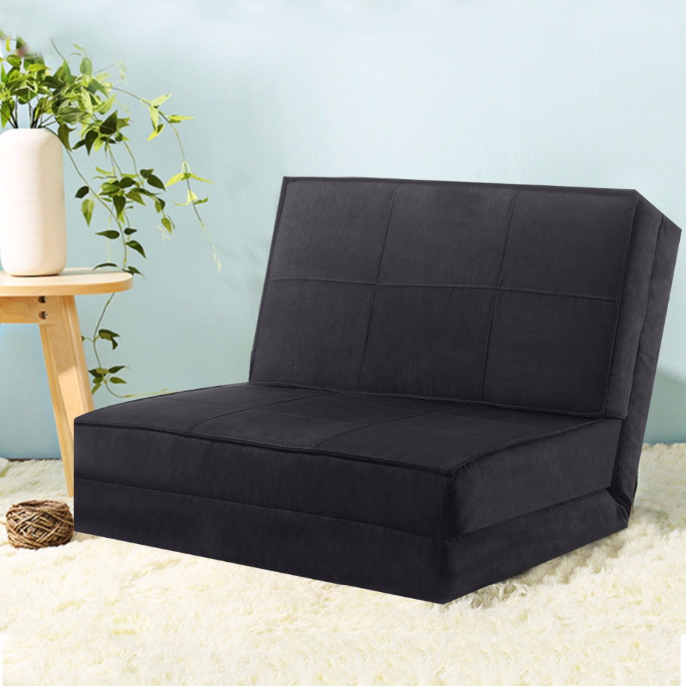 Chair Flip Out Lounger Sleeper Bed
