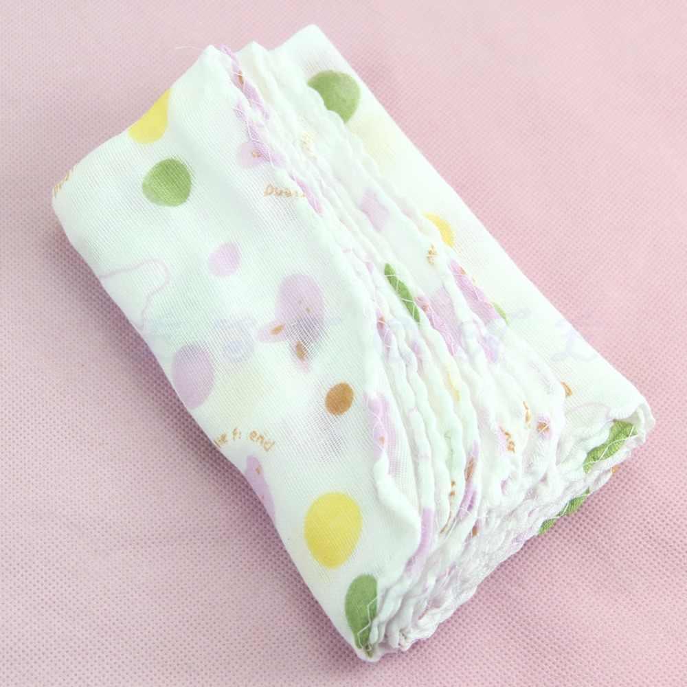 ベビー綿ハンカチガーゼ授乳タオル清潔な幼児摂食タオル % 328/319