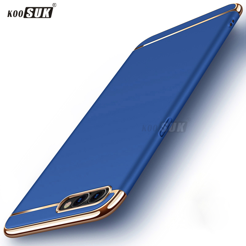 Oppo A5 Case 2018 Fashion Luxury Plastic Cell Phone Cover For Oppo A5 Cover For Oppo A5 Case Matte PC Cases Fundas Shell Coque