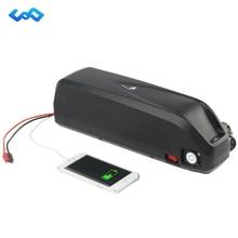 США ЕС нет налога E-Bike Hailong батарея 48 В в 13Ah Электрический велосипед Downtube литий-ионный аккумулятор для 1000 Вт Bafang Conversion Kit + зарядное устройство