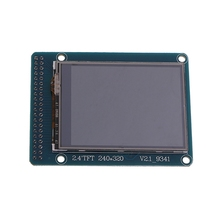"""Hot Sale 2.4 TFT LCD Module Display + Touch Panel SD Card 240x320 New 2019"""""""