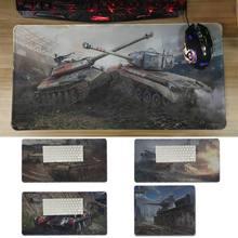 Yinuoda горячая Распродажа World of tanks cool tank ноутбука коврик Размеры для 30×60 см и 30×60 см игровые коврики